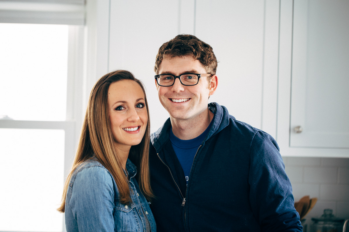 Lindsay and Bjork creative couples pinch of yum