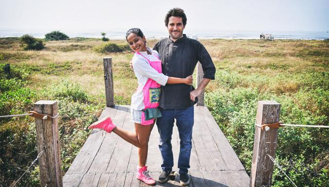 Gaia Gourmet Shilarna Vaze Christophe Perrin  creative couple entrepreneurs