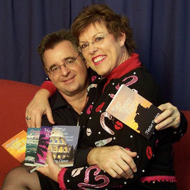 js fletcher kelly newbern couples romance creative couple entrepreneurs yournovel