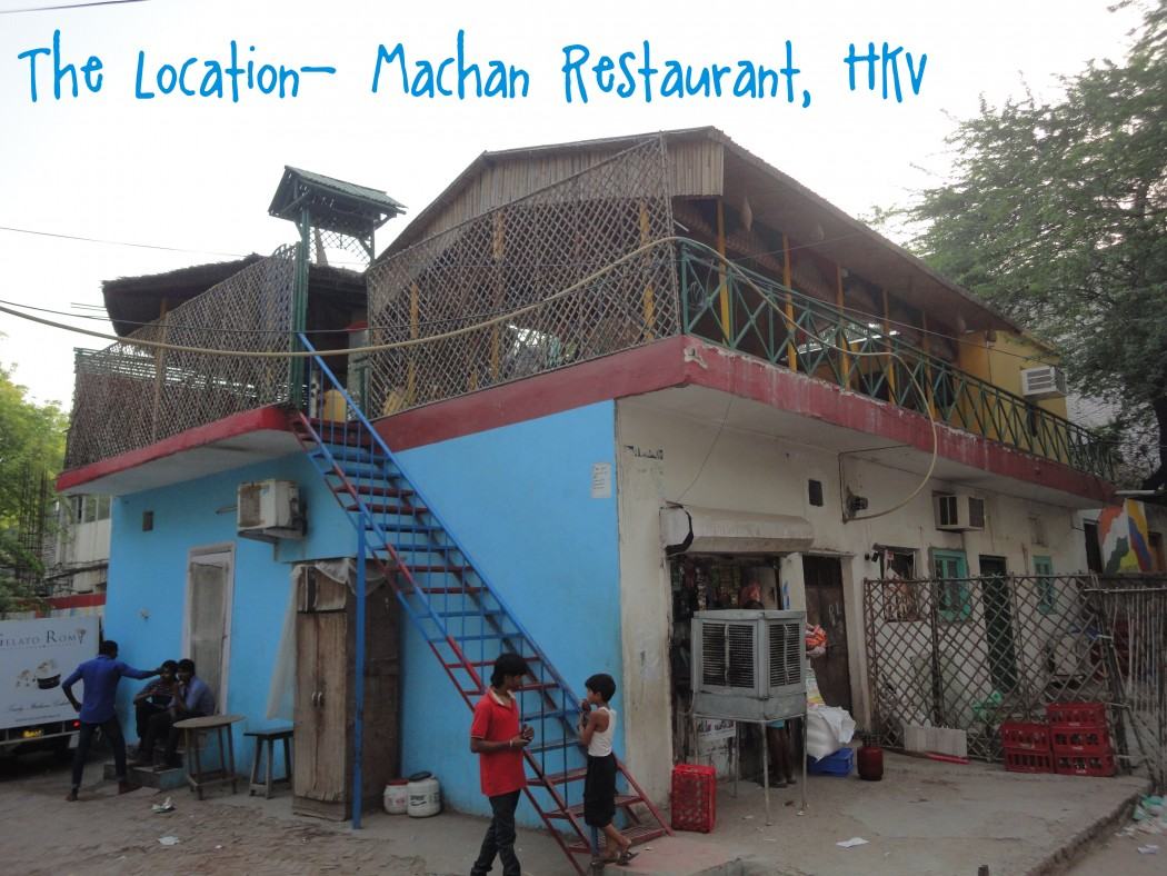 Machan Restaurant