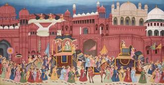 mughal jewels