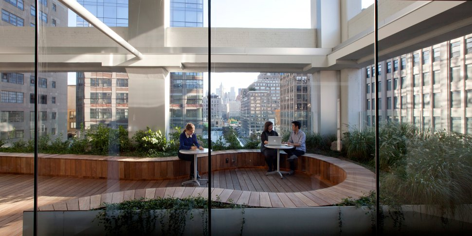 The Art of Nesting: Creative Office Workspaces | The