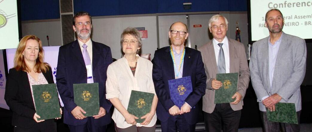 ICA's 27th conference in Rio De Janiero.
