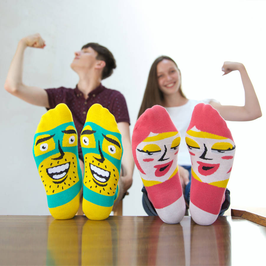 original_girlfriend-and-boyfriend-funny-socks-set