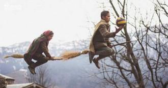 Recreating Quidditch