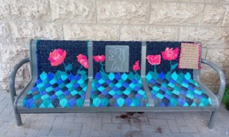 Embroidered-street-benches-by-Talya-Tomer-Schlesinger-1-1020x610