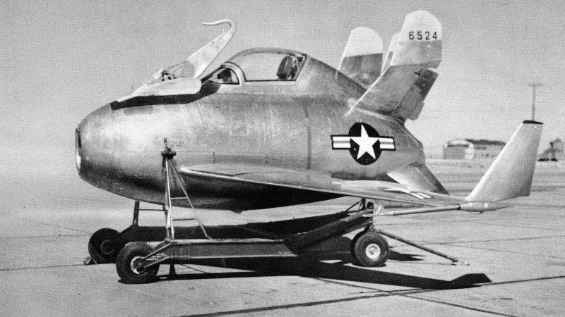 Bizarre aircrafts