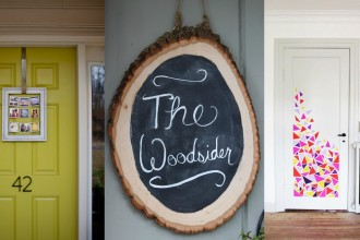 DIY Front door decor ideas