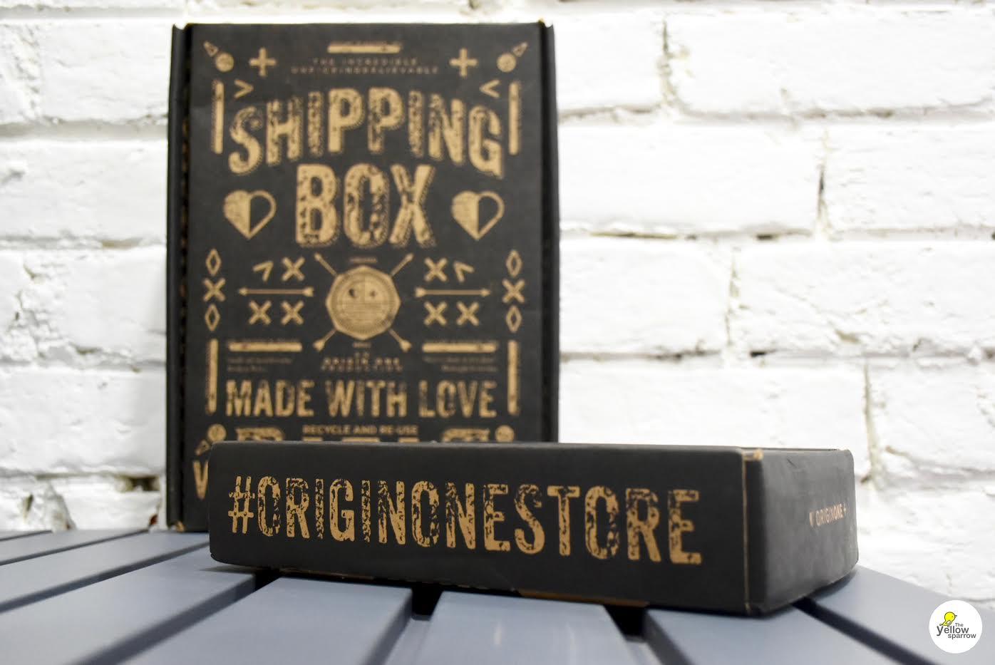 Origin One Stationery Subscription Box