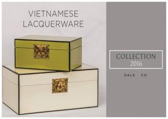 Vietnamese Lacquerware 2016