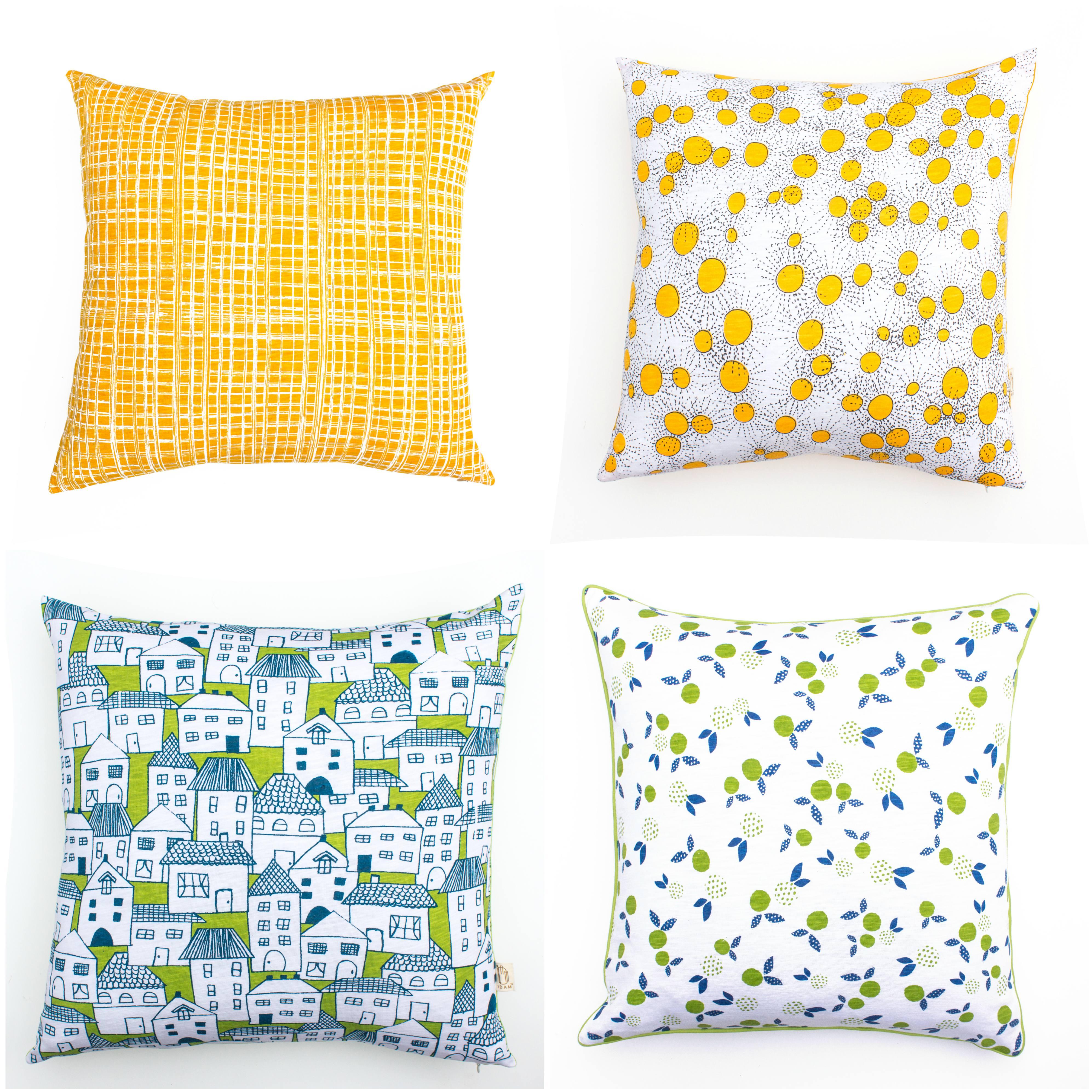 Idam Cushions