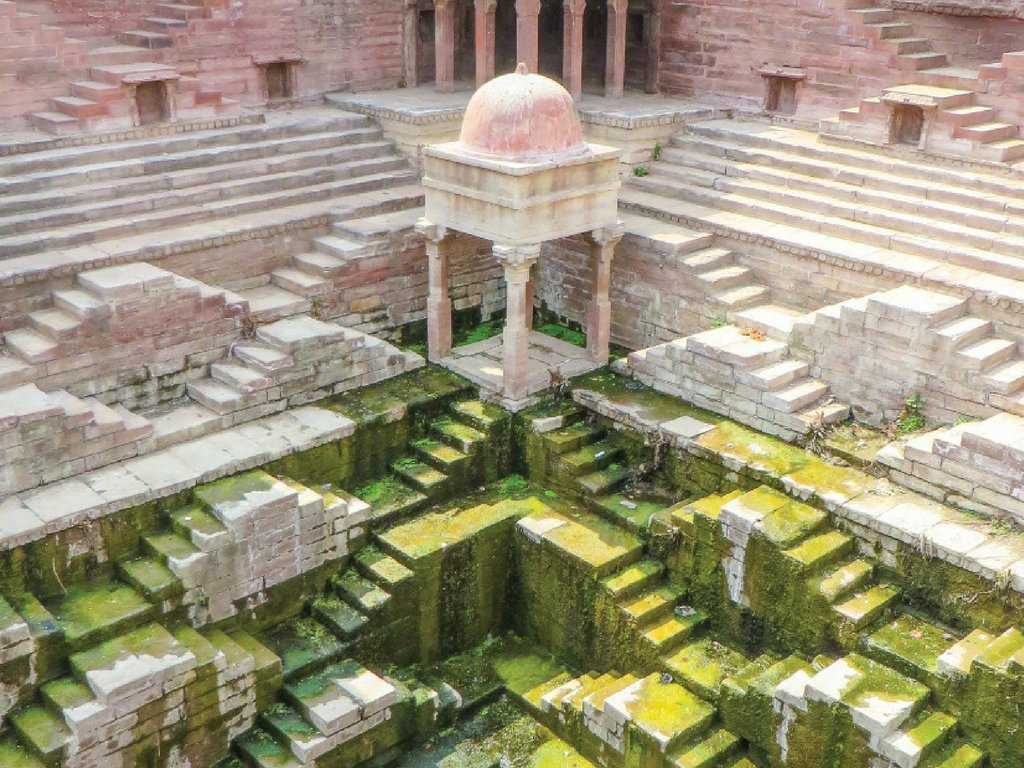 Mahila Bag stepwells