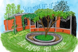 the-alipore-post-offline-poster-by-shikha-nambiar