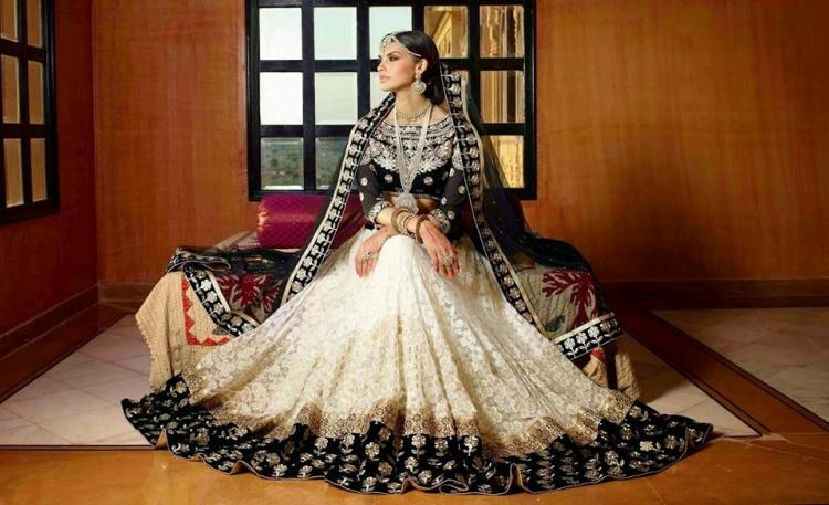 Ghagra-choli traditional outfits