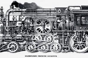 weird trains