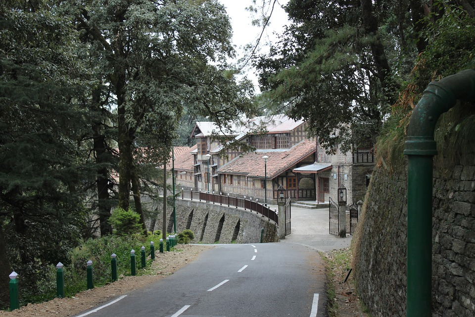 Oberoi Wildflower Hall, Shimla : Review