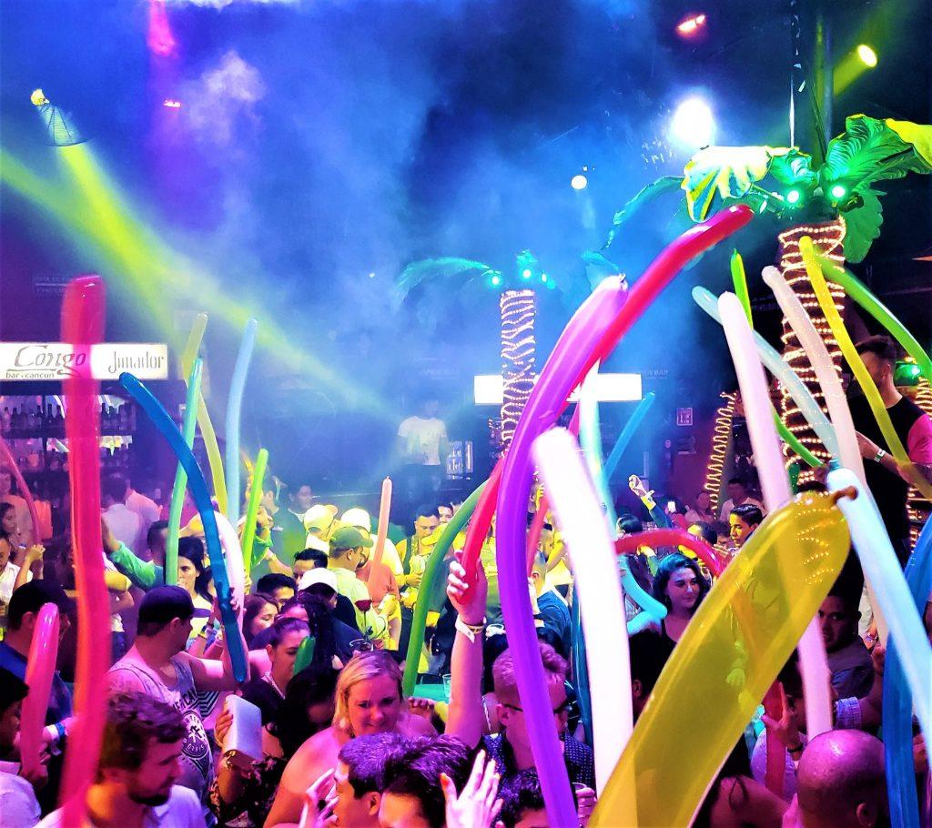 Congo bar | Cancun